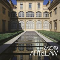 ART&LAW Cover 2:2019